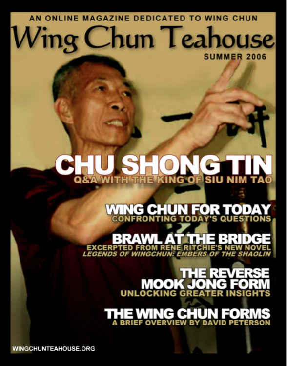 Articles by Sigung Chu