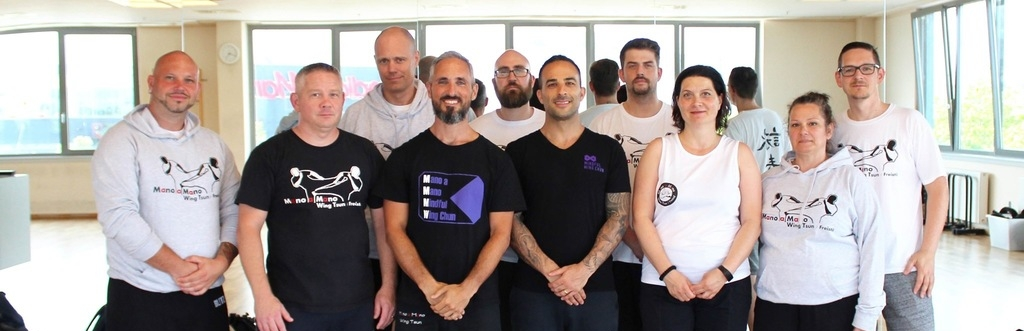 Mindful Wing Chun in Munich
